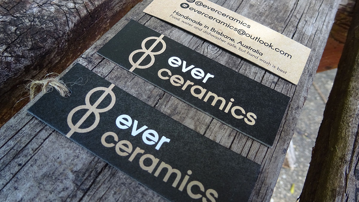 everceramics - completed cards